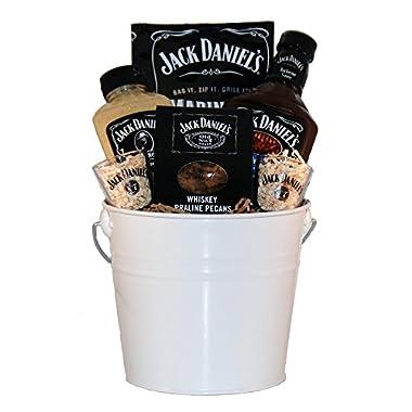 Jack Daniels BBQ Gift Basket