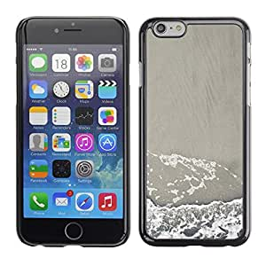 Be Good Phone Accessory // Dura Cáscara cubierta Protectora Caso Carcasa Funda de Protección para Apple Iphone 6 // Plant Nature Forrest Flower 7