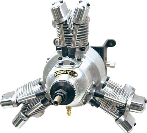Saito Engines FA-120R3 4-Stroke Engine BH