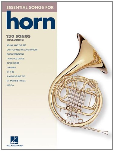 Essential Songs for Horn (Horn Song)