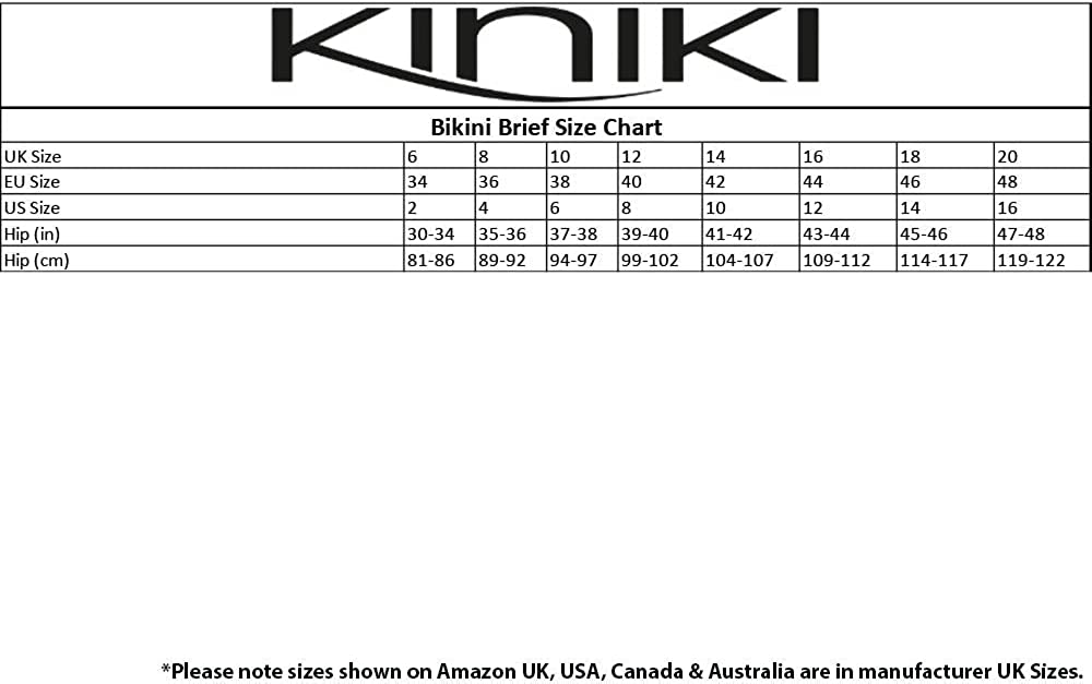 Kiniki Bali Tan Through High Waisted Bikini Brief