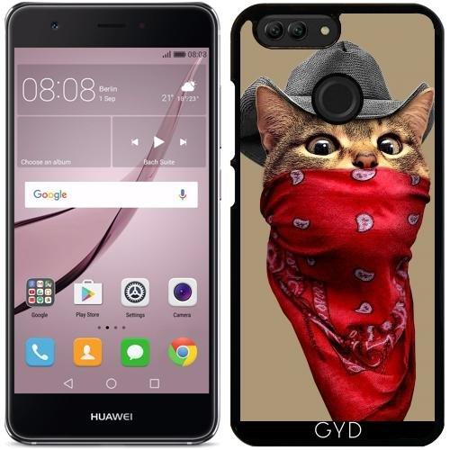 Funda para Huawei Nova 2 - Ladrón De Gato by Adam Lawless