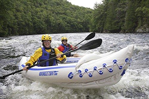 Sea Eagle SE330 Inflatable Sports Kayak Start Up Package