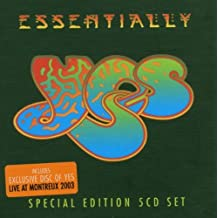 Essential Yes (The Ladder/Talk/Open Your Eyes/Magnification/Live At Montreux 2003) by Yes