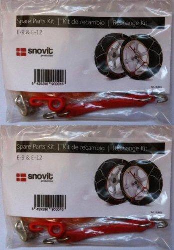 Jope - Pack De 2 Kits De Ré paration Pour Chaines Neige Vl