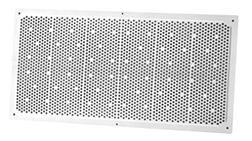 - Duraflo 641608 Soffit Vent, 16-Inch by 8-Inch, White