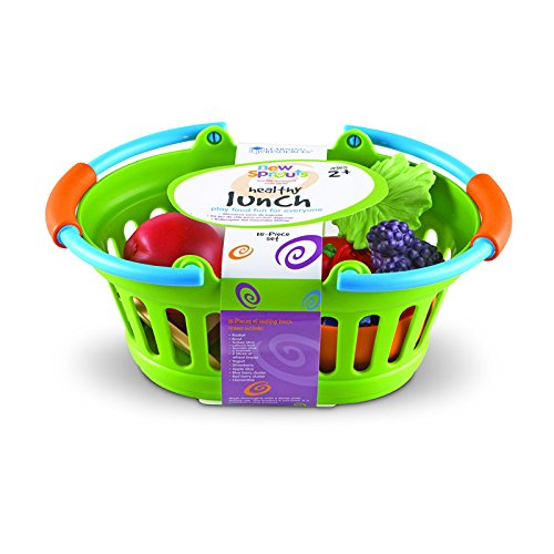 LEARNING RESOURCES NEW SPROUTS HEALTHY LUNCH (Set of 6)