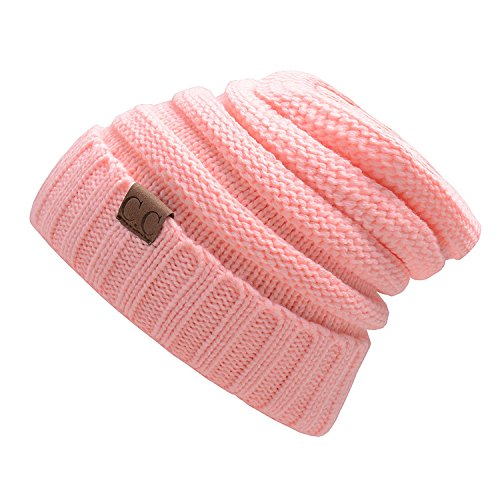 Fashionable Pink Womens Hat - 8