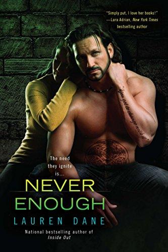 Never Enough (A Brown Family Novel) by Berkley