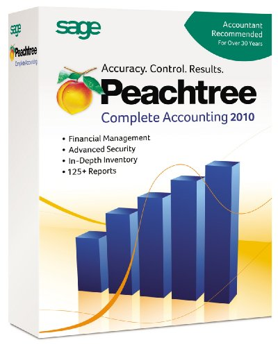 Peachtree Complete Accounting 2010 (Microsoft Accounting Payroll)