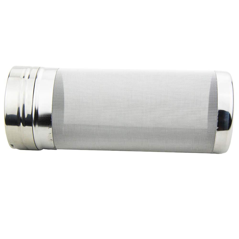 300 Micron Stainless Keg Dry Hopper Filter Hoping HomeBrew 70mm x 180mm Dry Hop 2.5 GALLON KEGS