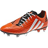 Incurza TRX SG Rugby Boots Solar Red/White/Black