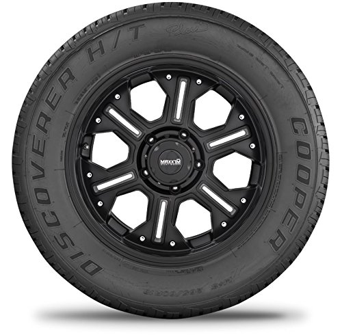 Cooper Discoverer H/T Plus All-Season Tire - 255/55R18 109T by Cooper Tire (Image #5)