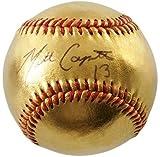 Matt Carpenter St. Louis Cardinals Autographed 24 Karat Gold Baseball - Fanatics Authentic Certified