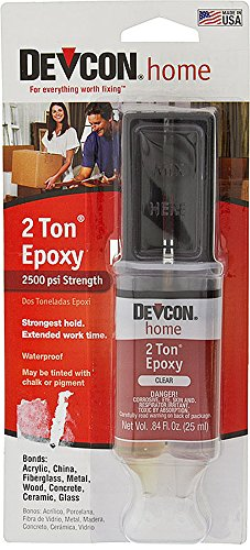 2 Ton Epoxy- 1 Oz Syringe for sale  Delivered anywhere in Canada