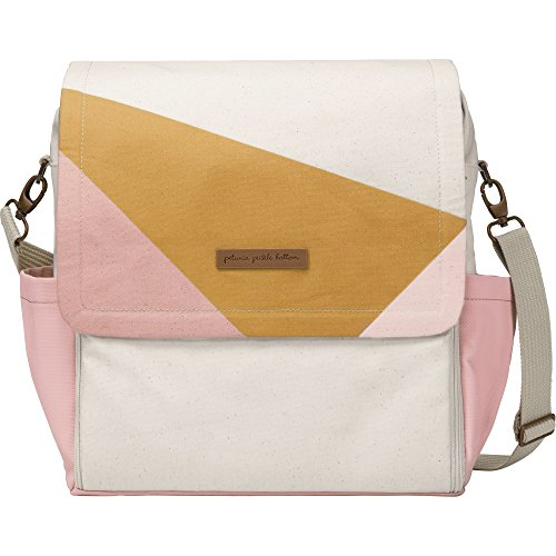 Petunia Pickle Bottom Boxy Backpack, Birch/Macaron