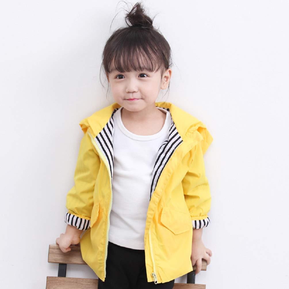 Baby Fall Winter Animal Raincoat Cute Cartoon Jackets Hooded Zip up Coat Outwear School Oufits Boys Girls