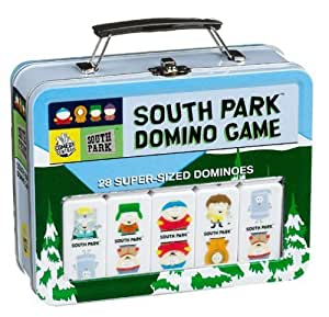 Amazon.com: South Park Domino Game - 28 Super-Sized Dominoes: Toys