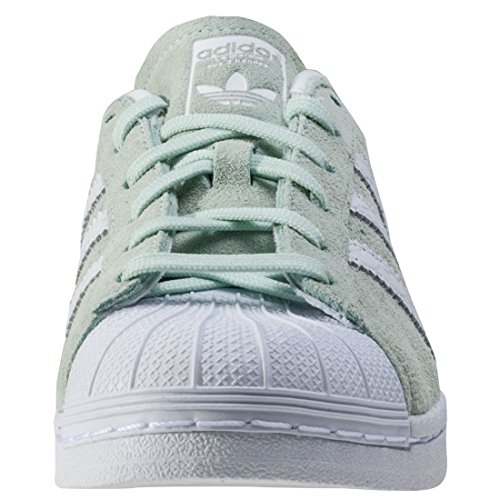Adidas Originals Vrouwen Superster Sneakers Turquoise