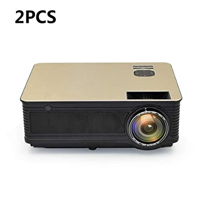ZUKN Mini Inteligente Proyector 3D Full HD 1080P Android WiFi ...