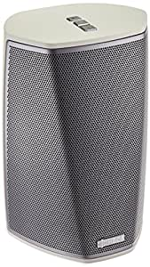 Denon HEOS 1 HS2 Wireless Speaker (White) (New Version), Works with Alexa