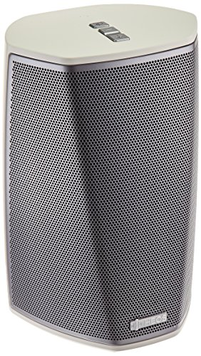 Denon HEOS 1 HS2 Wireless Speaker (White) (New Version), Works with Alexa