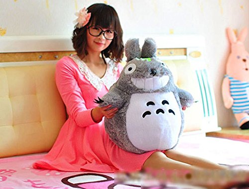 80cm Big Cute Totoro Plush Jumbo Giant Large Stuffed Animals Soft Toy Doll Pillow Cushion Birthday Holiday Gift
