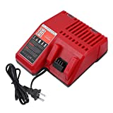 Milwaukee M12/M18 Safe Fast Lithium Battery Charger 18V (US Plug)