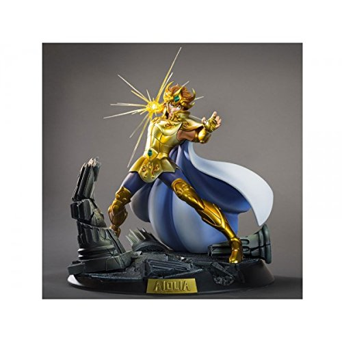 Tsume - Figurine Saint Seiya Les Chevaliers du Zodiaque - Leo Aiolia by Tsume 1600 exemplaires - 3700936110954