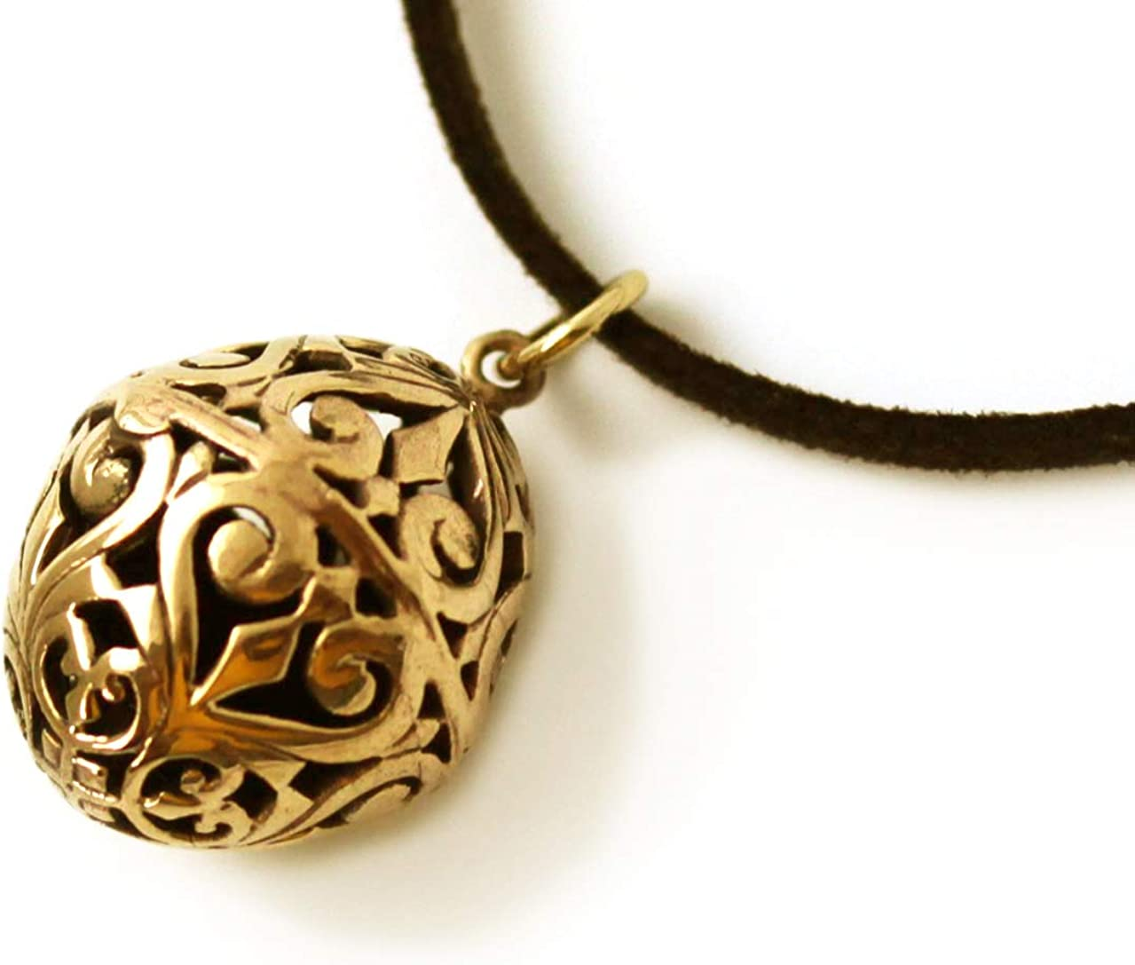 Glitzs Jewels 925 Sterling Silver Pendant for Necklace Fleur de lis Cute Gift for Women