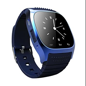 Reloj Inteligente Smartwatch con Actividad Monitor,Análisis de Sueño Notificación de mensajes Llamadas y Mensajes
