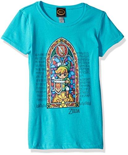 Nintendo Girls Zelda Stained Graphic