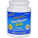 North American Herb and Spice Nutri Sense Raw Plus Protein Powder, 28.2 Ounce