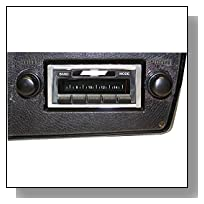 1973-1988 Chevrolet Truck USA-630 II High Power 300 watt AM FM Car Stereo/Radio with iPod Docking Cable