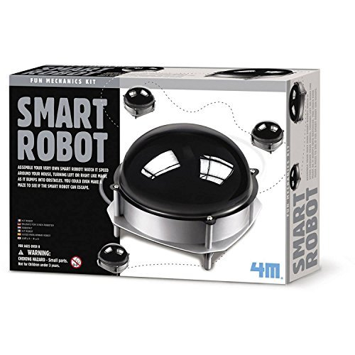 4M Smart Robot Science Kit, STEM