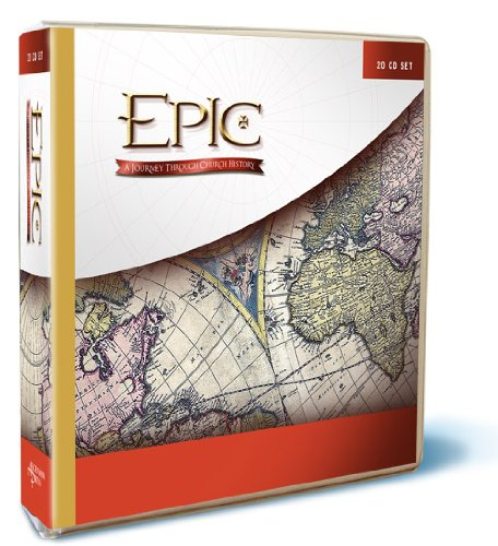 Epic: A Journey Through Church History,20-Part Study (20 CDs) by Ascension Press