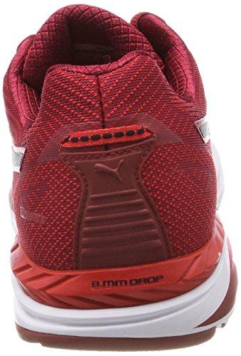 Puma Speed 600 S Ignite Scape Per Sport Outdoor Uomo Rosso red Dahlia-high Risk Red