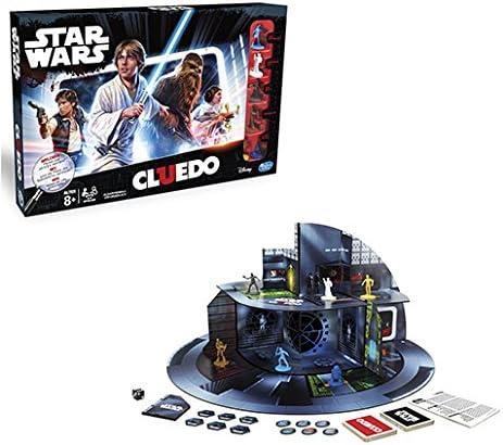 Star Wars – Juego Cluedo: Amazon.es: Juguetes y juegos