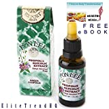 """wax green bee propolis - BRAZIL GREEN BEE PROPOLIS LIQUID EXTRACT ALCOHOL FREE - IMMUNITY BOOSTER SUPPLEMENT 30 ML by PON LEE. Free eBook: """"7 Keys to Body Transformation"""" exclusively by EliteTrendHQ"""
