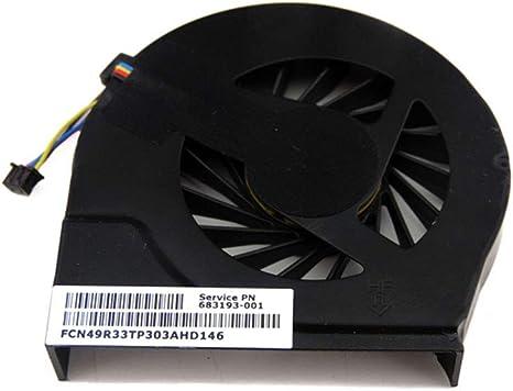 Original CPU Cooling Fan for HP Pavilion g7-2020sb g7-2054ca g7-2069wm g7-2222us