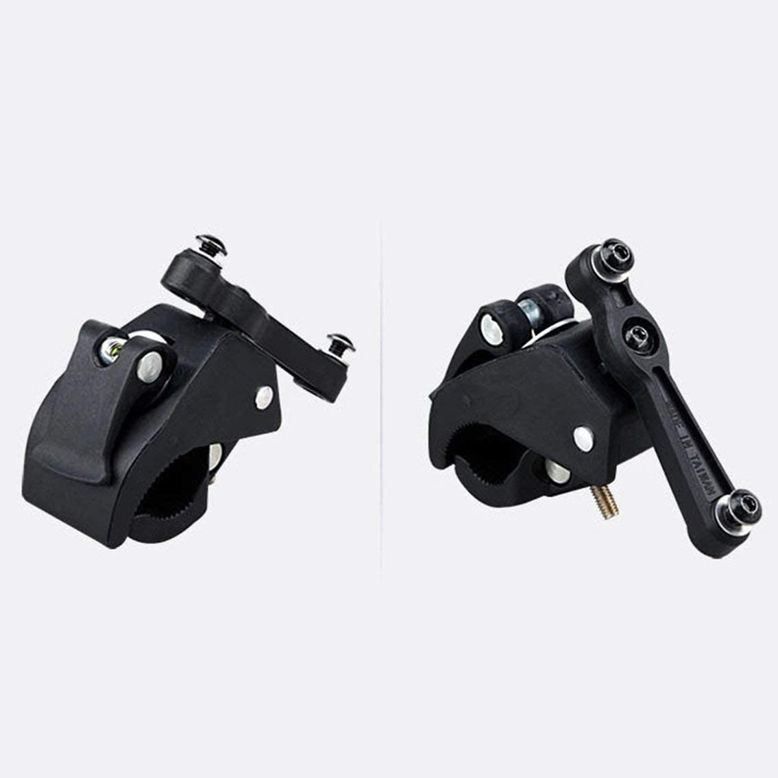 Panamar Adaptador Universal para Portabid/ón para Bicicleta Negro