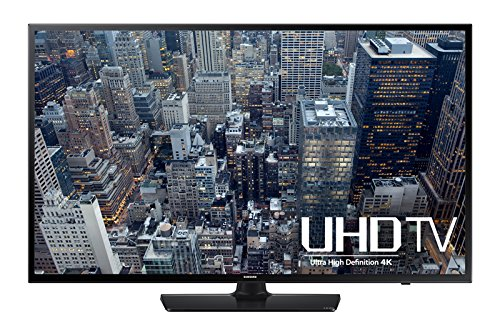 Samsung UN55JU6400 55-inch 4K Ultra HD Smart LED TV (2015 Model) (Tv Smart 2015 Samsung Model)
