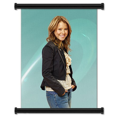 "Melissa & Joey TV Show Season 1 Fabric Wall Scroll Poster (32"" X 43"") Inches"