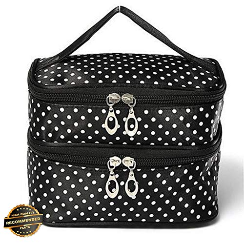 Gatton Travel Cosmetic Makeup Bag Handbag Toiletry Organizer Storage Pouch Purse Case | Style TRVIHR-11291935