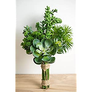 Way Home Fair Succulent Bouquet Natural Touch 58