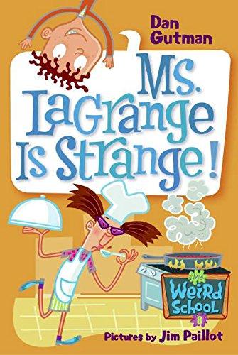 Download My Weird School #8: Ms. LaGrange Is Strange! pdf