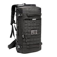 Crazy Ants Military Tactical Backpack Hiking Camping Daypack Shoulder Bag Upgraded Version