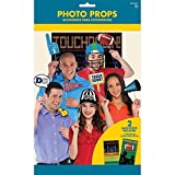 Football Photo Booth Props Kit Party Game Day Decorations Backdrop Scene Setter