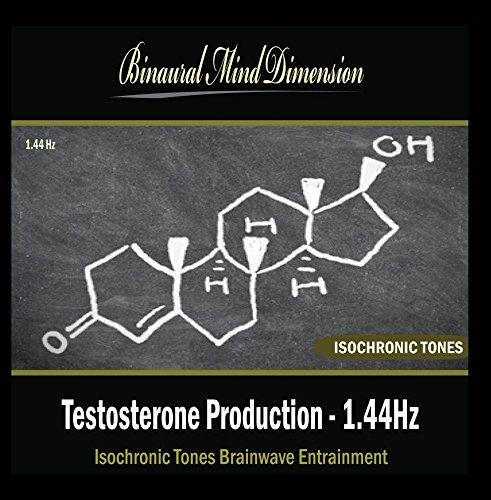 Price comparison product image Testosterone Production - 1.44Hz: Isochronic Tones Brainwave Entrainment