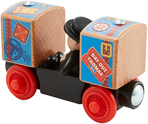 Fisher-Price Thomas & Friends Wood, Day Out with Thomas Car JungleDealsBlog.com